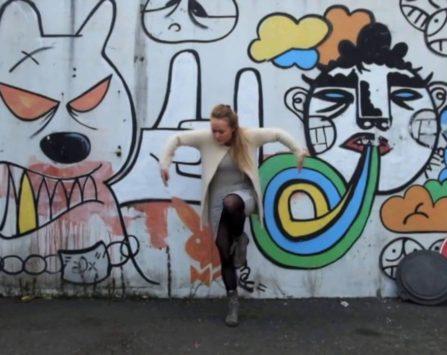 Image programmation Ciné-rencontre vidéo/danse