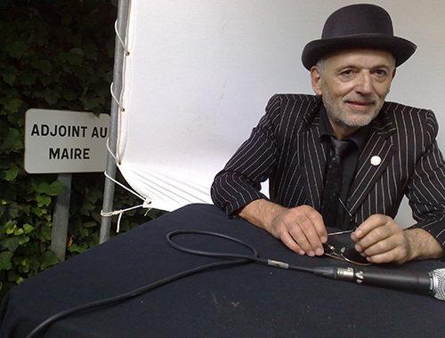 Image Joël Hubaut