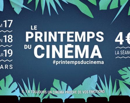 Image programmation LE PRINTEMPS DU CINÉMA