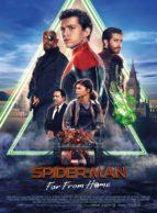Affiche du film SPIDER-MAN : FAR FROM HOME