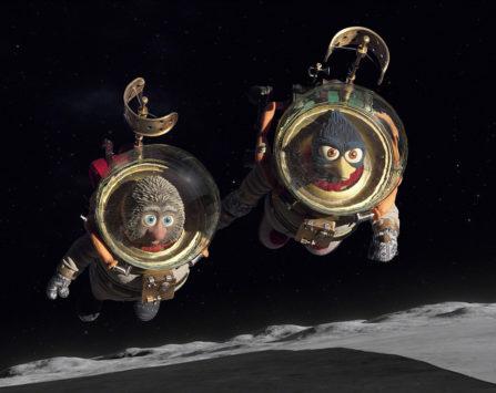 Image programmation WE spécial 50 ans du premier pas sur la lune