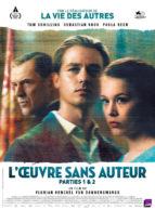 Affiche du film L'ŒUVRE SANS AUTEUR - PARTIE 1