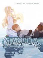 Affiche du film MAQUIA when the Promised Flower Blooms