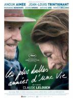 Affiche du film LES PLUS BELLES ANNÉES D'UNE VIE