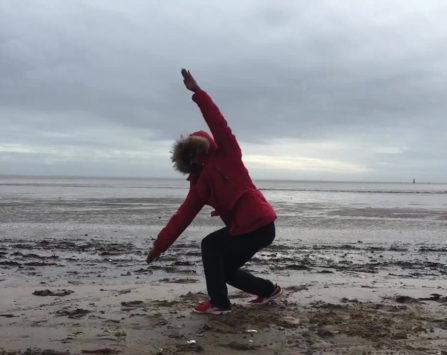 Image programmation Atelier danse/vidéo pour les 8-16 ans