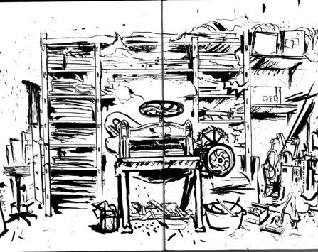 Image programmation Atelier vacances bande-dessinée