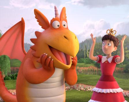 Image programmation Cin'espiègle Zébulon, le dragon