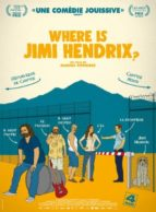 Affiche du film WHERE IS JIMI HENDRIX ?