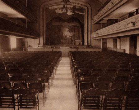 Image programmation Les 110 ans du cinéma de la Maison du Peuple !