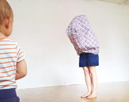 Image programmation Atelier chorégraphique parent-enfant