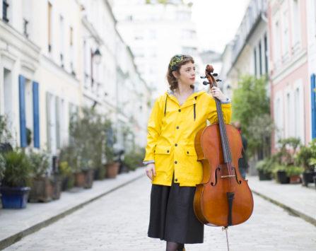 Image programmation Noémi Boutin, violoncelle seul