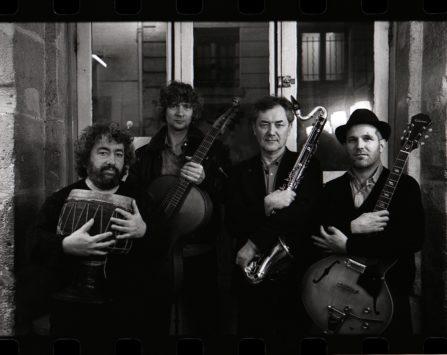 Image programmation Quiet Men + Laurent Dehors Trio