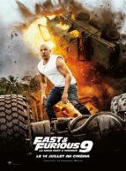 Affiche du film FAST&FURIOUS 9
