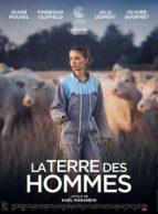 Affiche du film LA TERRE DES HOMMES