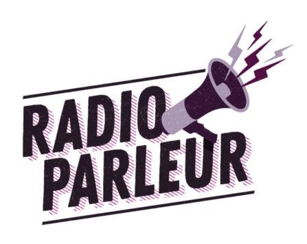 Image programmation Le haut parleur, luttes sociales et radio