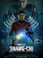 Affiche du film SHANG CHI ET LA LÉGENDE DES DIX ANNEAUX