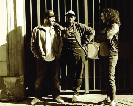 Image programmation Al Akhareen  Hip-Hop Trio